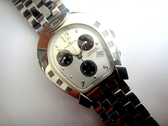 Relógio Chrnograph Catena Ferradura