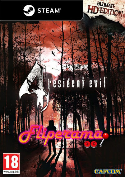 Resident Evil 4 - Pc Steam Key Original
