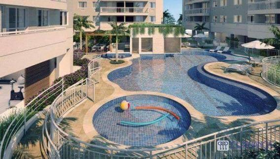 Espetacular Apartamento Em Condomínio Ímpar De Vila Valqueire - Ap0896