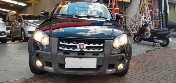 Fiat / Strada1.8 Adventure Cab. Dupla Flex 2p