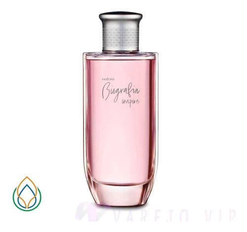 Biografía Inspire Perfume Para Dama Natura X 100ml Original
