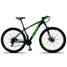 Bicicleta Xlt Aro 29 Quadro 15 Alumínio 21 Marchas Suspensão
