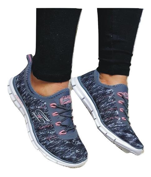 Tenis Zapatillas Skechers !!2019!! Para Dama