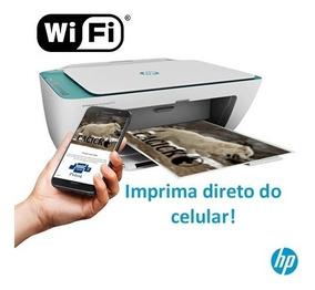 Impressora 2676 Com Wifi Com 25 Papel Arroz + 200ml +kit