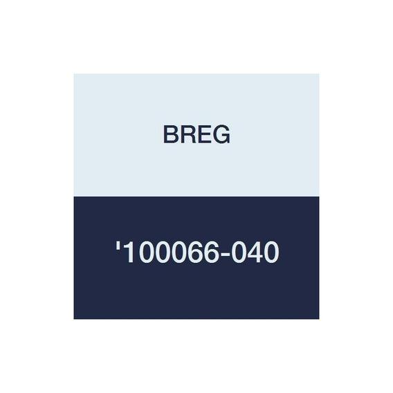 Breg 100066-040 Panel Anterior Rígido, Grande