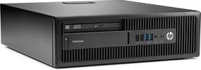 Cpu Hp Elitedesk 705 G3 A8-9600 Memoria 4 Gb / 500gb De Hd