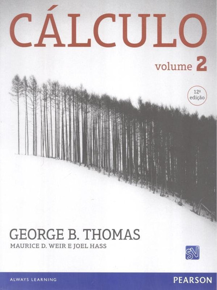 Calculo - Volume 2 - 12ª Edicao