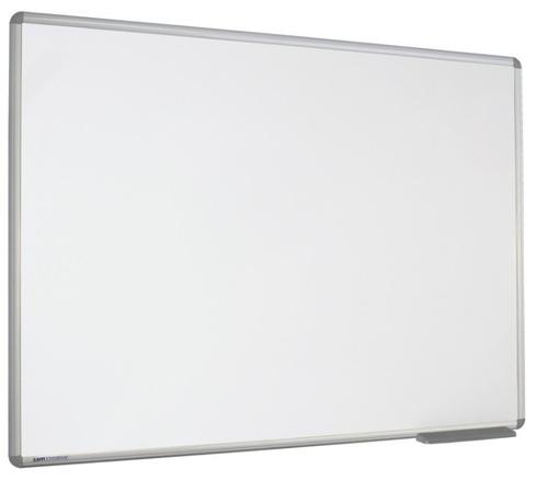 Pizarra Blanca Magnetica 45x60 Marco Aluminio Colgar Oficina