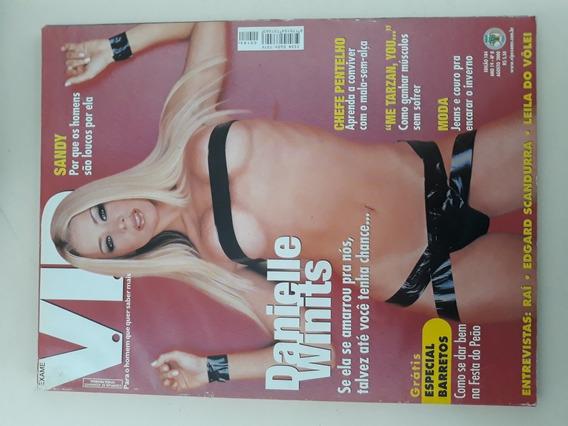 Revista Vip 184 - Danielle Winits - Sandy - Rai -