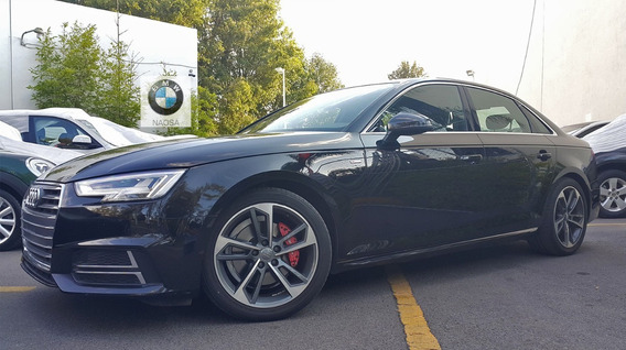 Audi A4 2.0 T S Line 190hp Dsg 2017