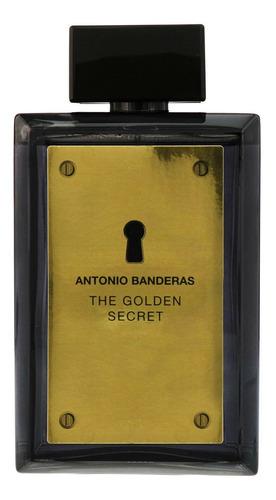 Perfume Importado Hombre Ab The Golden Secret Edt 200 Ml