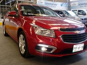 Chevrolet Cruze Lt Turbo L4 Qc Tm 2015