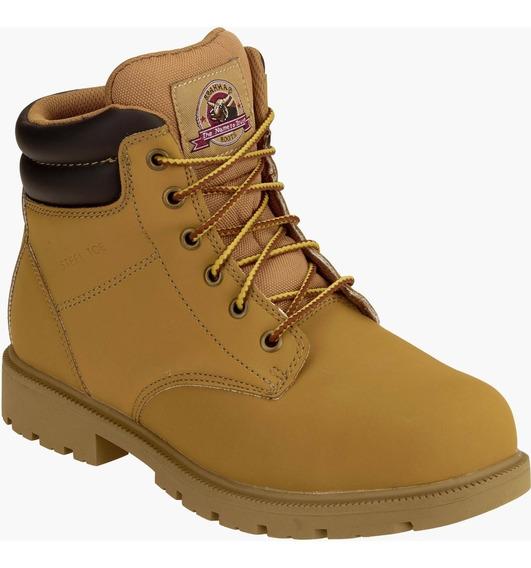 Zapato Mujer Trabajo Brahma Caraway Steel Toe 6 Work Boot