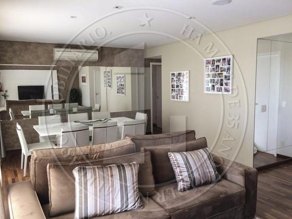 Apartamento Com 04 Dormitórios (sendo Duas Suítes) À Venda, 152 M² Por R$ 954.000 - Vila Progresso - Guarulhos/sp - Ap0003