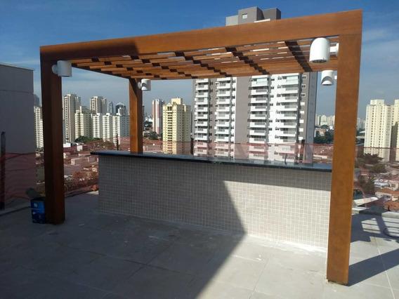 Apartamento A Venda, 1 Dormitorio, Pronto Para Morar, Tatuapé, Studio, São Paulo - Ap04725 - 33800473