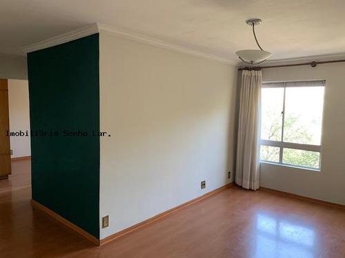 Apartamento Para Venda Em São Paulo, Cidade São Francisco, 2 Dormitórios, 1 Banheiro, 1 Vaga - 8729_2-1149080
