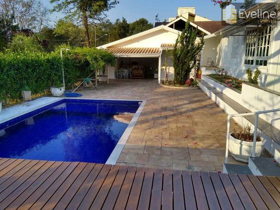 Casa De Condomínio Com 3 Dorms, Parque Residencial Itapeti, Mogi Das Cruzes - R$ 1.5 Mi, Cod: 1229 - V1229