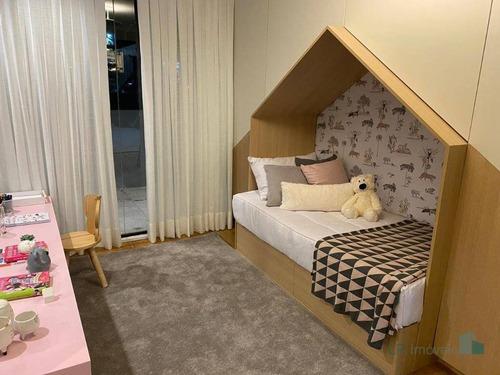 Apartamento Com 4 Dormitórios À Venda, 179 M² Por R$ 1.770.000,00 - Mooca (zona Leste) - São Paulo/sp - Ap15239