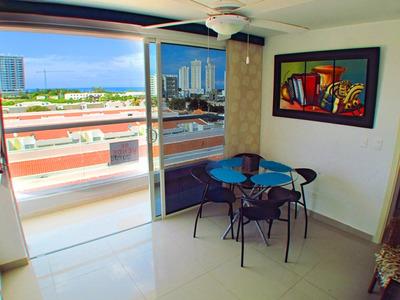 Alquiler Renta Apartamento Rodadero Por Dias En Condominio