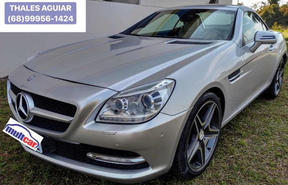 Mercedes-benz Classe Slk 1.8 Turbo 2p 2012