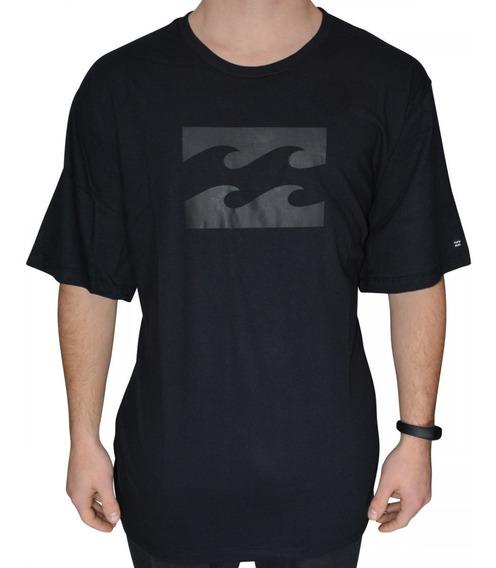 Camiseta Billabong Team Wave Ii Big Size
