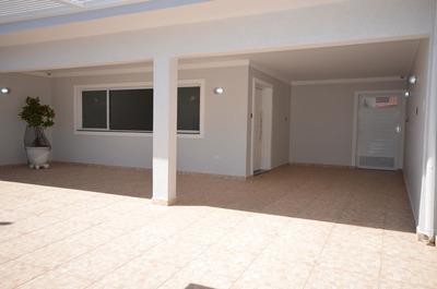 Casa Em Itanhaém Com 4 Dormitórios Na Praia, Piscina C5282