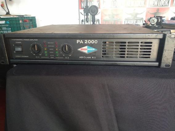 Amplificador Potencia 2000wats 4ohms