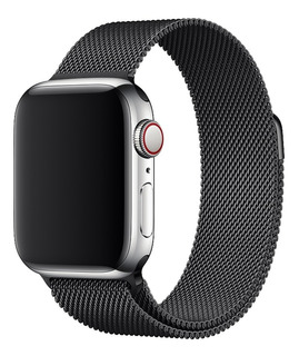 Malla Acero Inox Magnetica Apple Watch 42/44 Mm