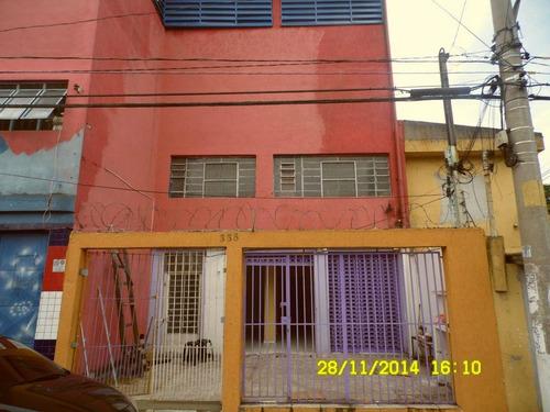 Prédio Comercial À Venda, São Mateus, São Paulo. - Pr0033