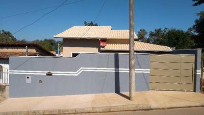 Casa Com 3 Quartos Para Comprar No Pousada Del Rey Em Igarapé/mg - 1809