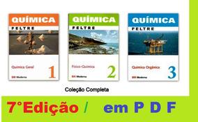Química 7ª Edição - Ricardo Feltre - Ensino Médio