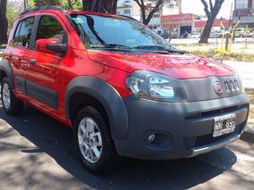 Fiat Novo Uno 1.4, Con 60527 Km !!anticipo Y Cuotas!!!!(gpb)