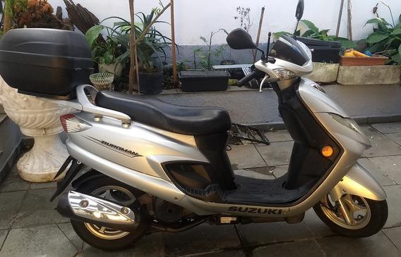 Burgman 125 Suzuki