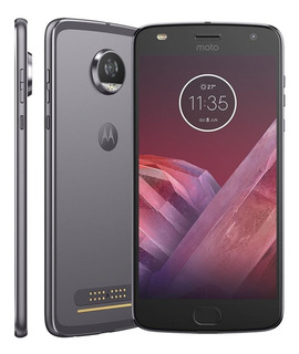 Motorola Moto Z2 Play Platinum Xt1710 Usado Seminovo 2104