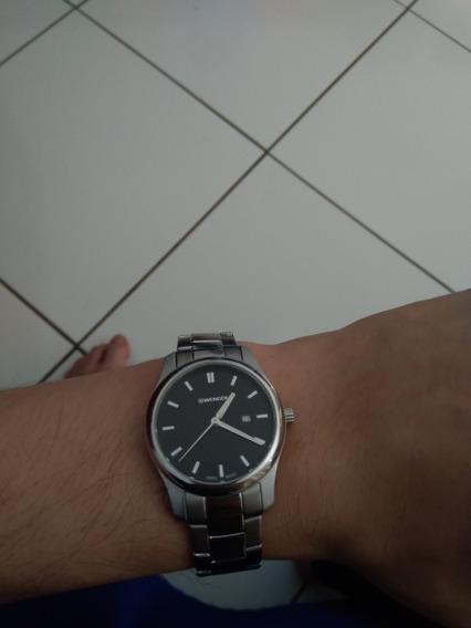 Relógio Suíço Wenger Masculino Nf-e