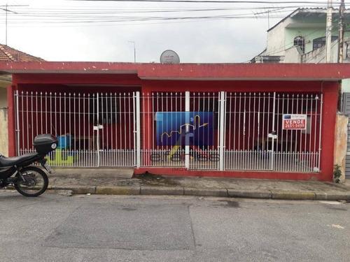 Terreno À Venda, 250 M² Por R$ 480.000,00 - Vila Dalila - São Paulo/sp - Te0144