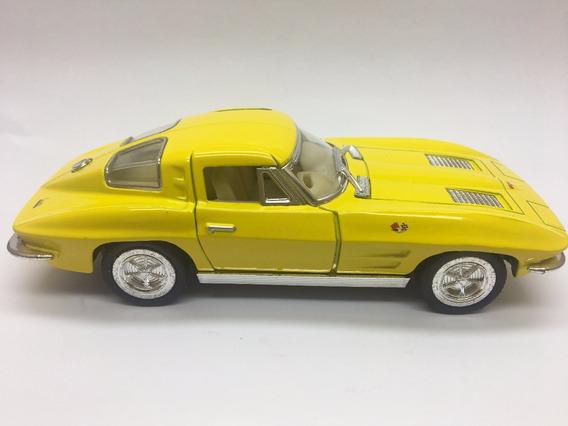 Miniatura Corvette Sting Ray Cores Variadas