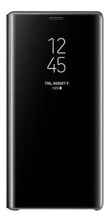 Funda Flip Cover Clear View Standing Samsung Note 9 Original