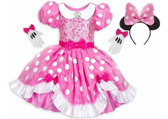 Disfraz Vestido Orejas Minnie Mouse Disney Store