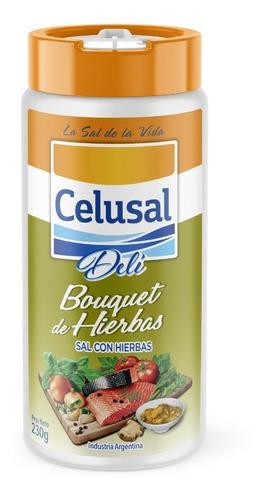 Sal Con Hierbas. Celusal Deli Bouquet De Hierbas 230 Grs