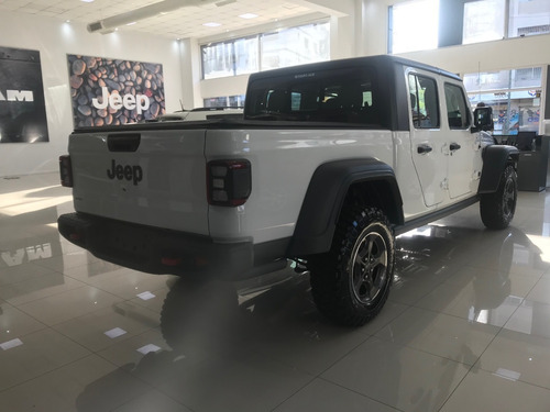 Jeep Gladiator Rubicon At8 4x4 My21