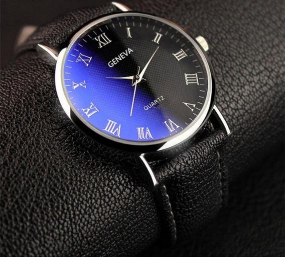 Relógio De Pulso Geneva - Masculino