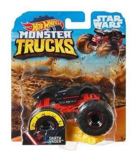 Hot Wheels - Hw Monster Trucks 1:64 - Sortido
