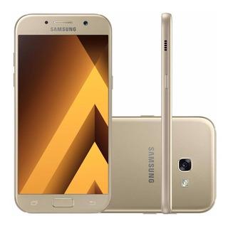 Smartphone Samsung Galaxy A5 2017 Duos A520f Dourado