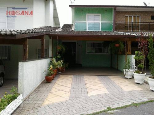 Sobrado Com 2 Dormitórios À Venda, 100 M² Por R$ 380.000,00 - Serpa - Caieiras/sp - So0633