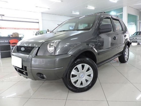 Ford Ecosport Xls 1.6 Cinza 8v Gasolina 4p Manual 2004