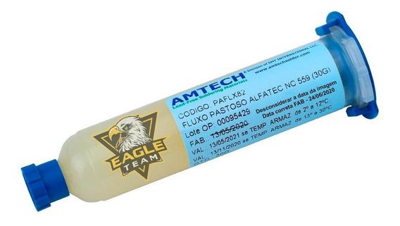 2x Fluxo Amtech 559 Original - Nc559 30g - Eagle Team