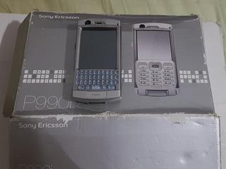 Celular Sony Ericsson P990i (rarissimo) Nokia Samsung Lg