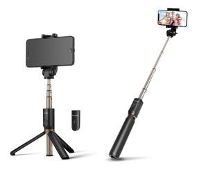 Pau De Selfie E Tripé Bluetooth iPhone E Android - Blitzwolf