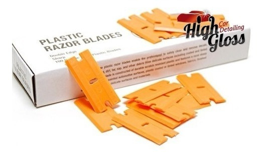 Ez Grip Cuchillas De Plastico Repuesto U - Highgloss